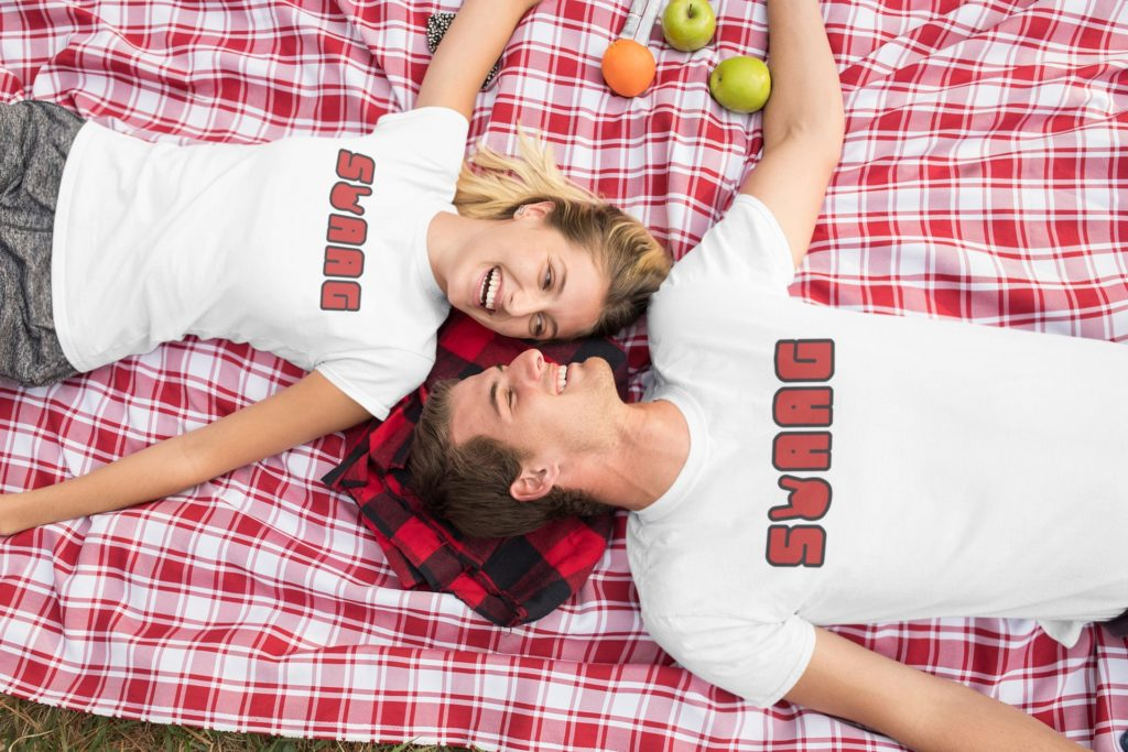 Swaag Couple T-Shirts