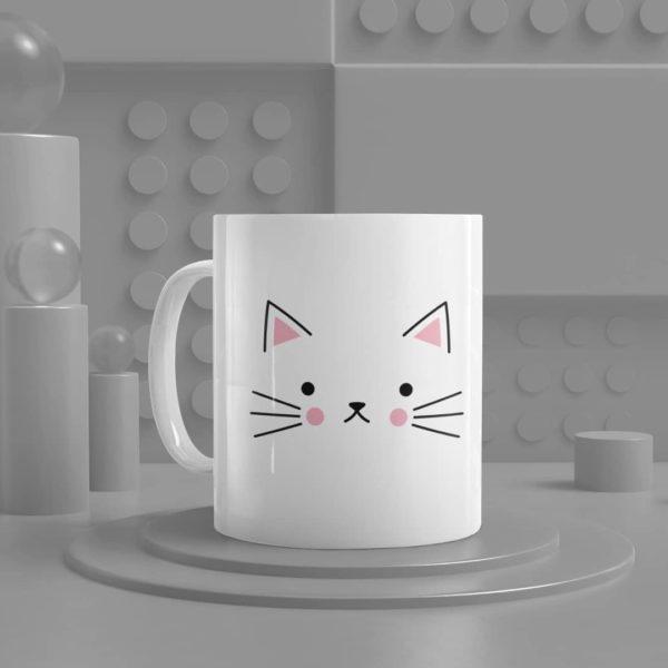 Kitty Ceramic Mug