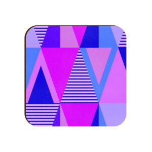 Abstract Square Coaster