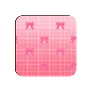 Bow Square Coaster