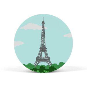 Eiffel Tower Pop Grip