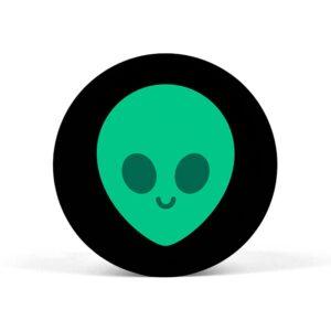 Alien Pop Grip