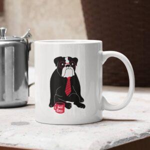 Best Boss Ceramic Mug