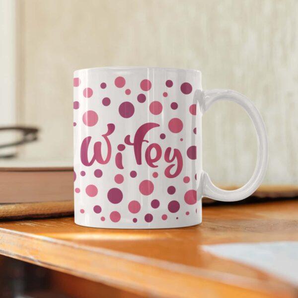 Wifey Ceramic Mug