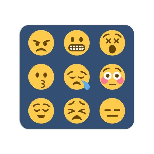 Emojis Mouse Pad