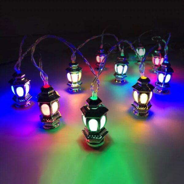 16 LED Multicolor String Light