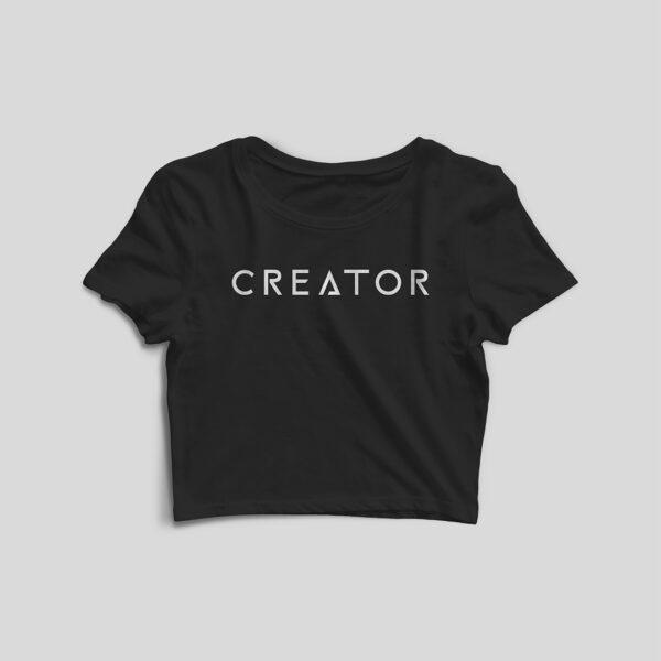 Creator Crop Top