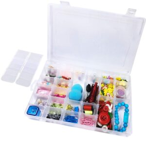 36 Compartment Storage Box