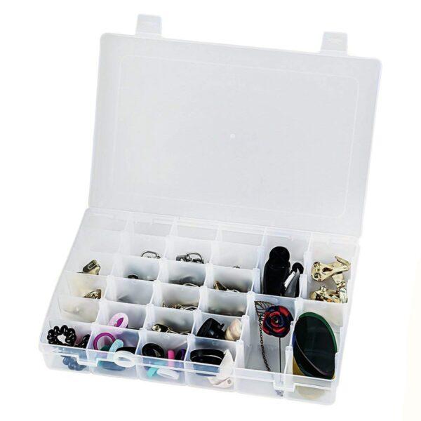 36 Compartment Storage Box