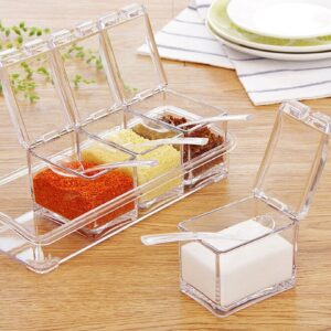 Crystal Seasoning Box