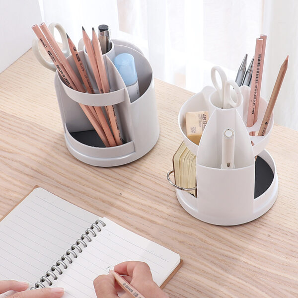 Desktop Pen And Stationery Stand
