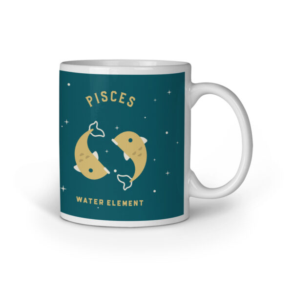 Pisces Ceramic Mug