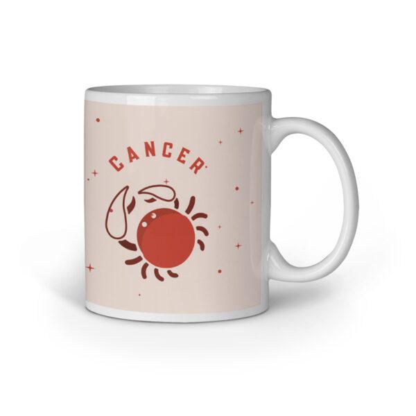 Cancer Ceramic Mug