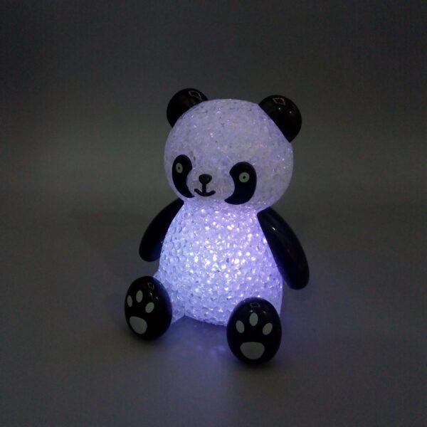 Panda Colorful LED Toy Light