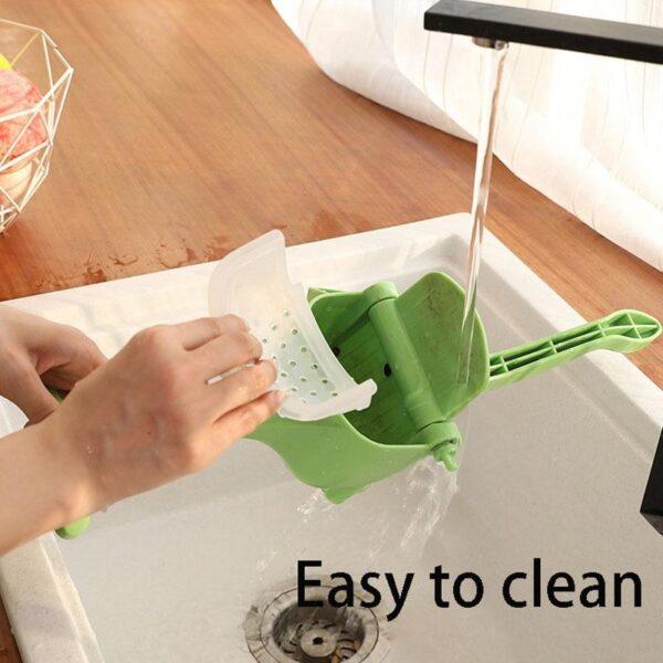 Plastic Manual Hand Press Juicer