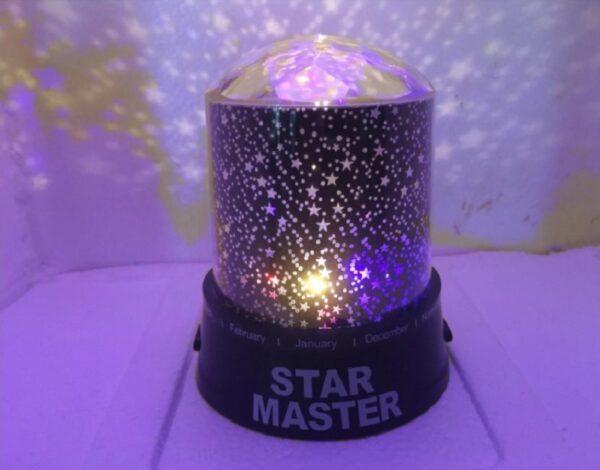 Diamond & Star Master Projector