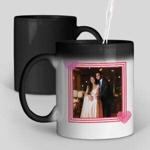 Happy Valentine's Day Personalized Magic Mug