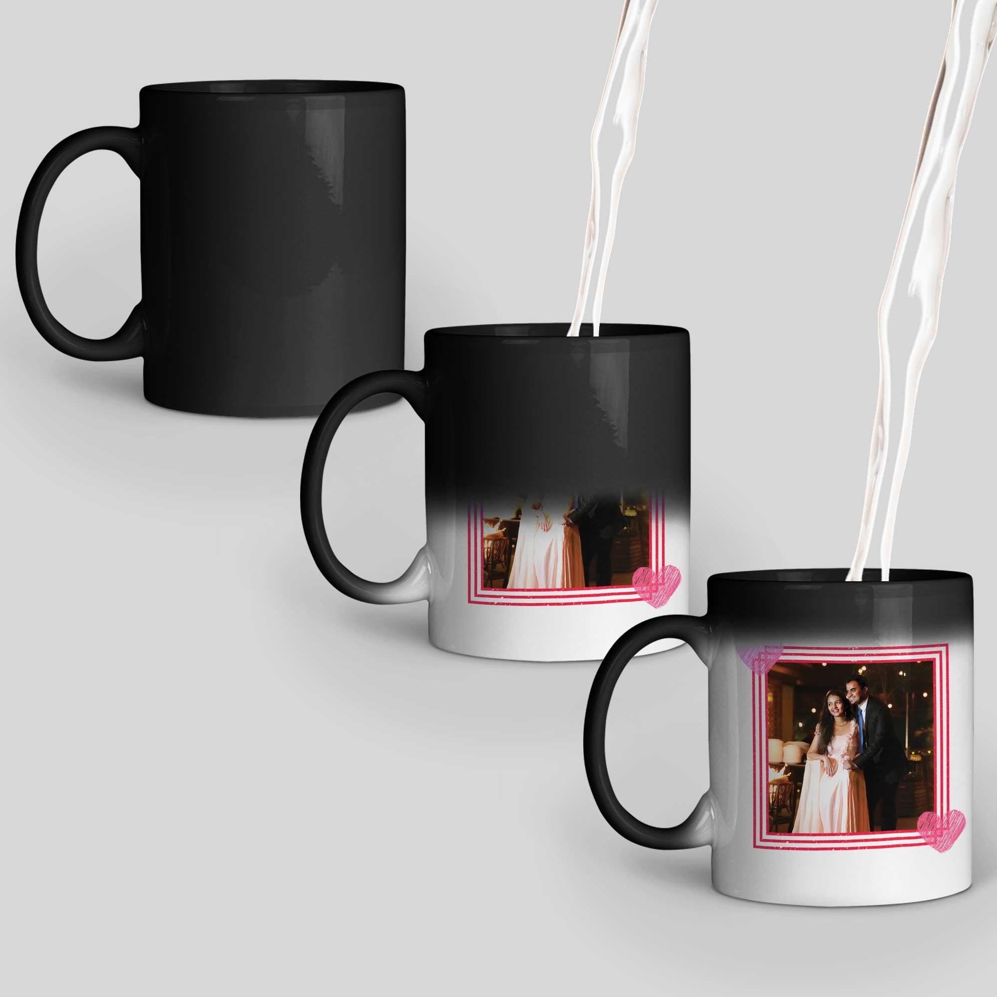 Happy Valentine's Day Personalized Magic Mug
