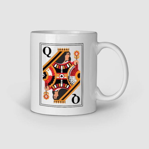 Queen Ceramic Mug