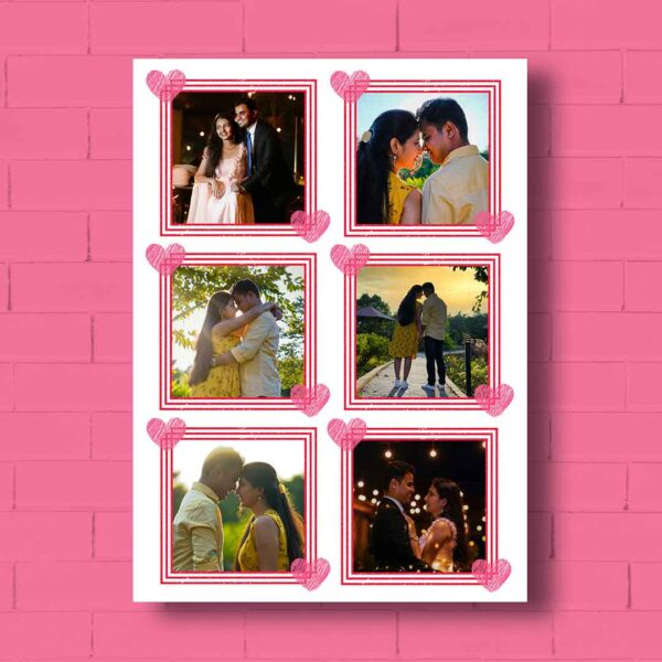 Romantic Personalized Poster
