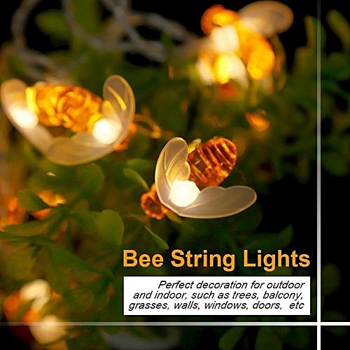 Bee LED Lights (16 Lamps)