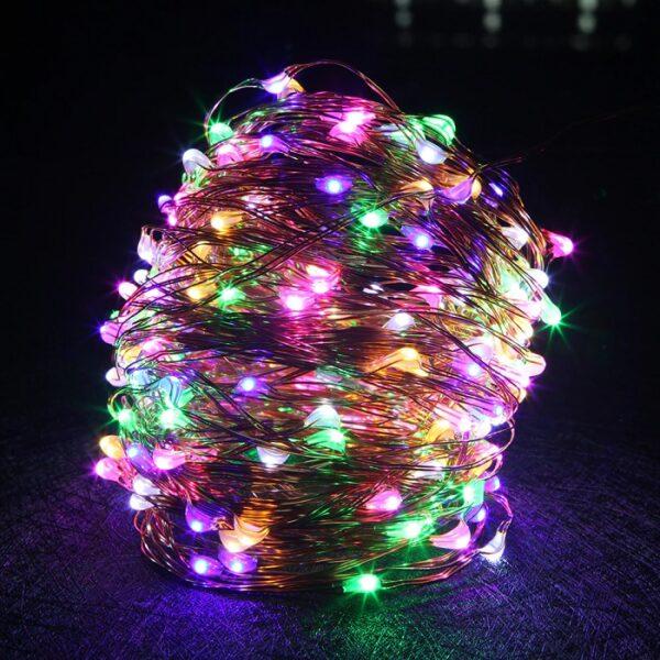 Led String Fairy Light (Multi Colour)